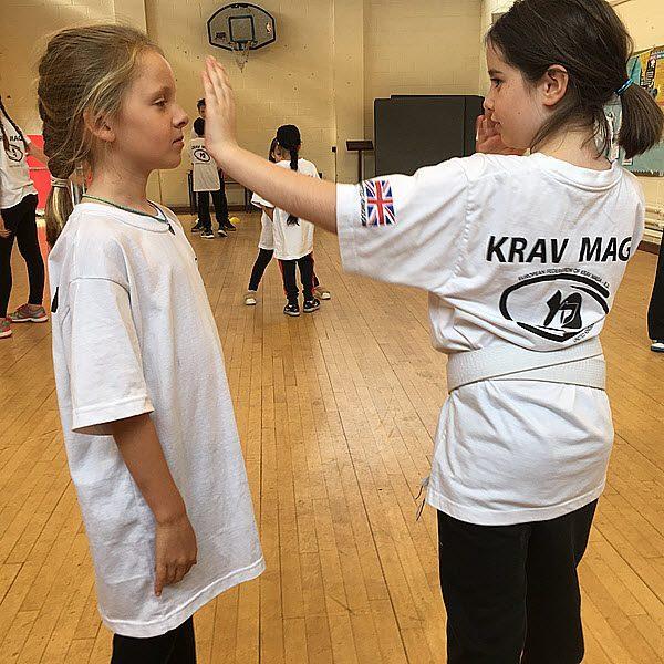 Krav Maga Self Defence Kids & Children Shrewsbury, Oswestry, Telford